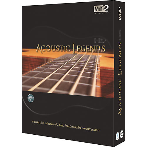 Vir2 Acoustic Legends HD Acoustic Guitar Collection-thumbnail
