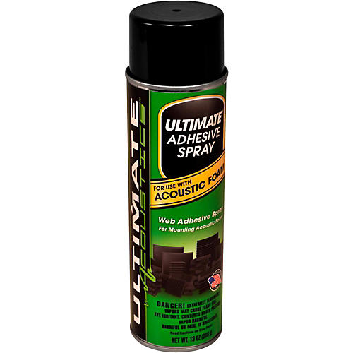 Ultimate Acoustics Acoustic Panel Adhesive Spray (UA-AS1) thumbnail