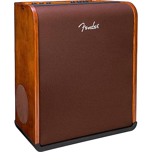 Fender Acoustic SFX 160W Acoustic Guitar Amplifier with Hand-Rubbed Walnut Finish thumbnail