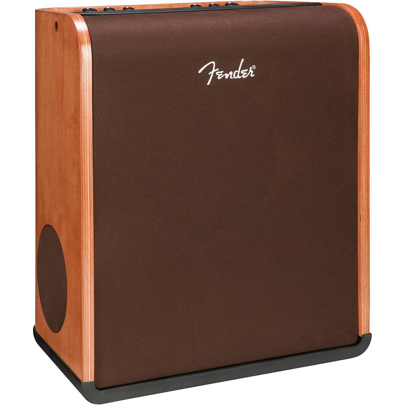Fender Acoustic SFX 160W Stereo Acoustic Guitar Combo Amplifier with Hand-Rubbed Cinnamon Finish thumbnail