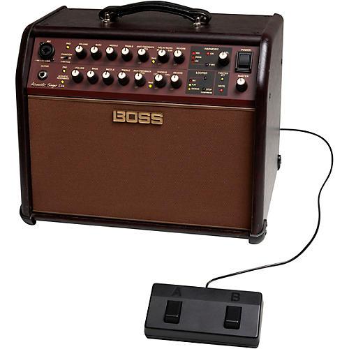Boss Acoustic Singer Live 60W 1x6.5 Acoustic Guitar Amplifier thumbnail