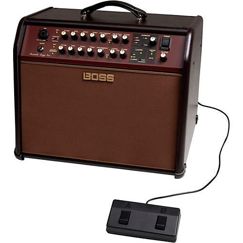 Boss Acoustic Singer Pro 120W 1x8 Acoustic Guitar Combo Amplifier thumbnail
