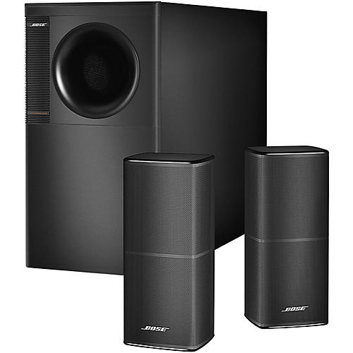 Bose Acoustimass 5 Series V Home Theater Speaker System thumbnail