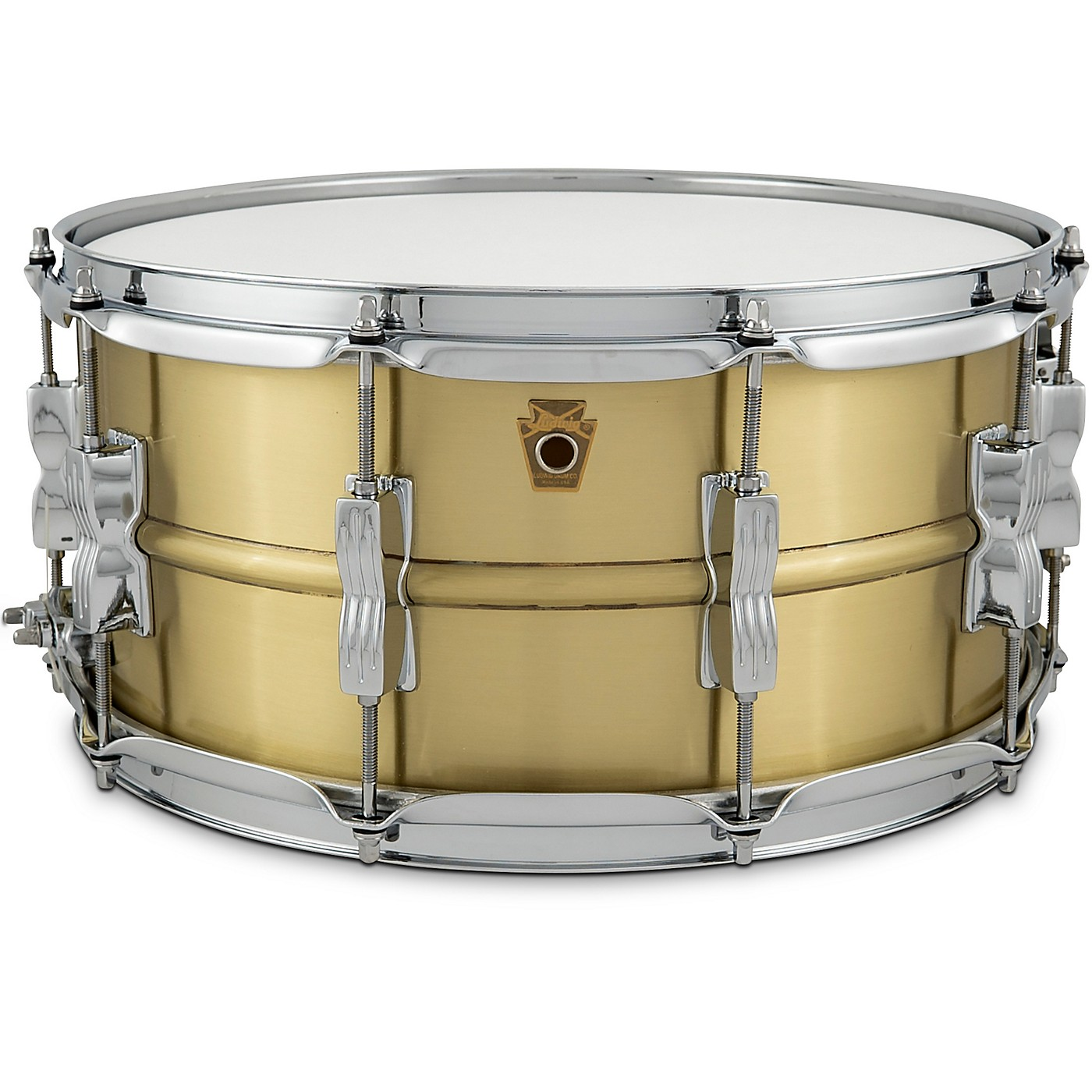 Ludwig Acro-Brass Snare Drum thumbnail