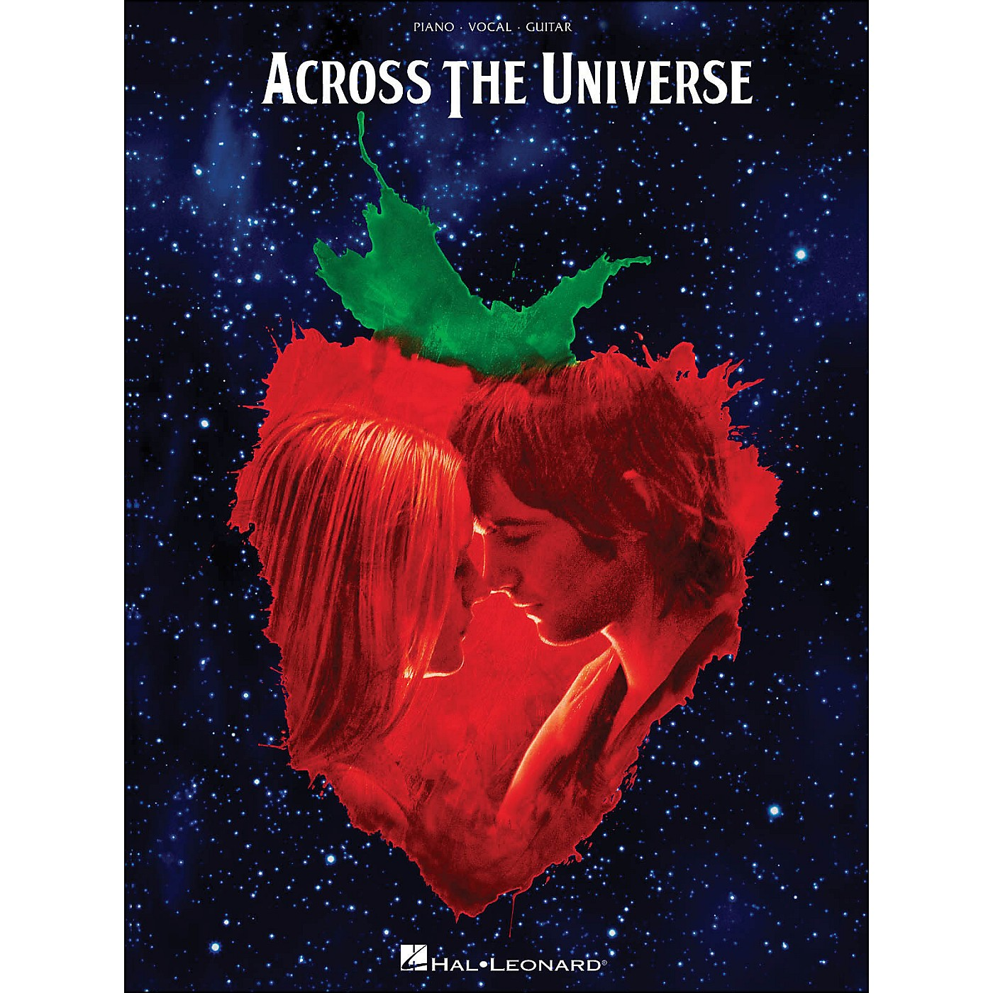 Hal Leonard Across The Universe: Music From The Motion Picture arranged for piano, vocal, and guitar (P/V/G) thumbnail