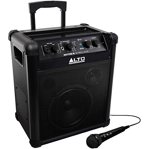 Alto Active-8 Wireless Portable Rechargeable PA with Bluetooth thumbnail