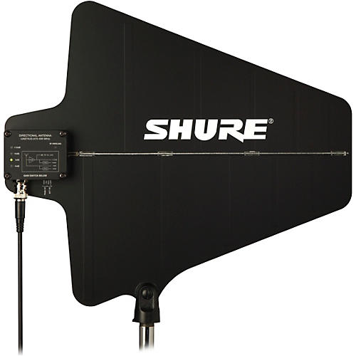 Shure Active Directional Antenna with Gain Switch 470-698 MHZ thumbnail