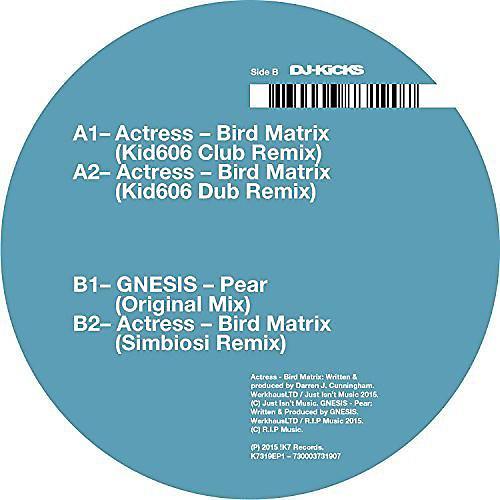 Alliance Actress - Bird Matrix (Remixes) thumbnail
