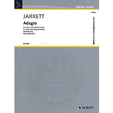 Schott Adagio (Oboe and Piano Reduction) Woodwind Series Book