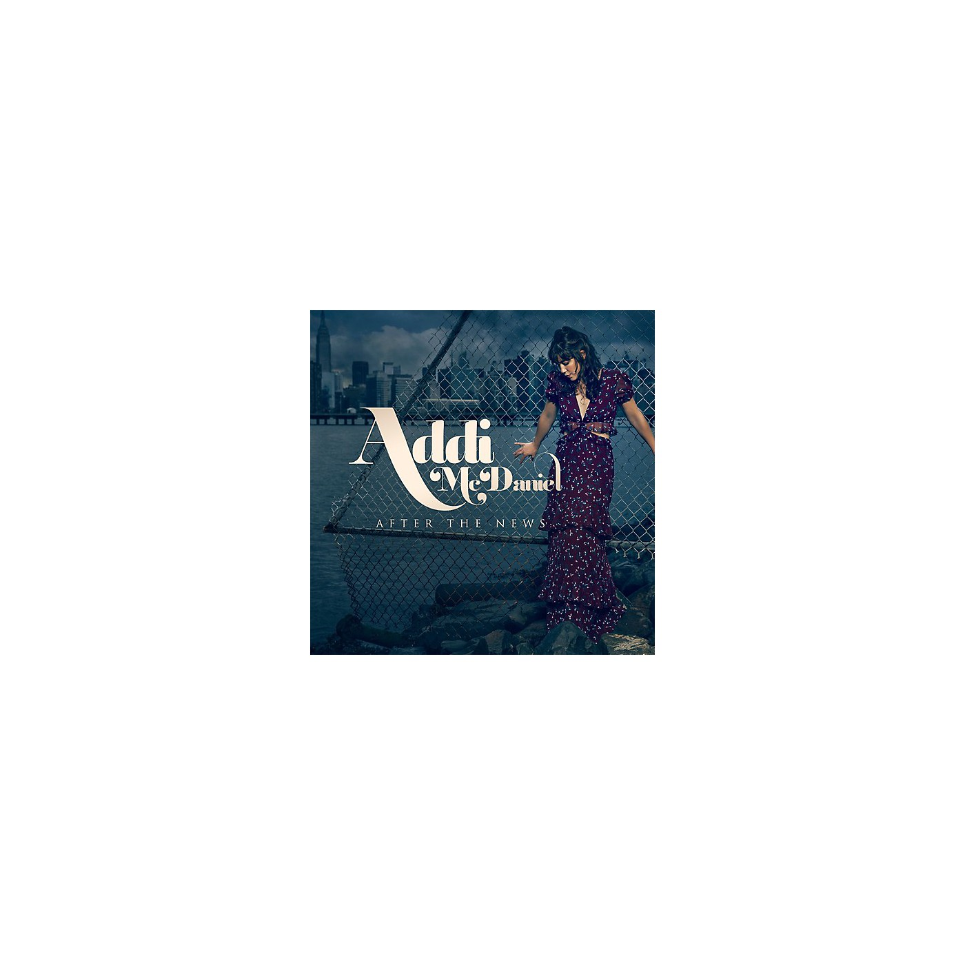 Alliance Addi McDaniel - After the News (CD) thumbnail