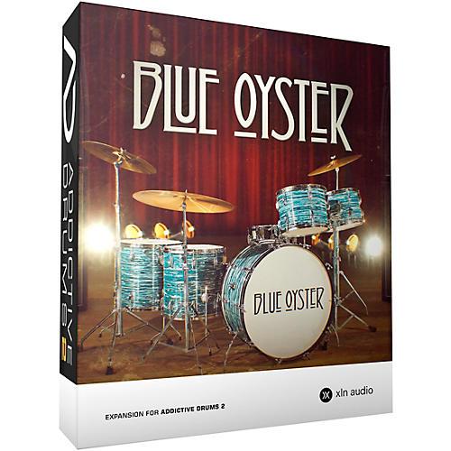XLN Audio Addictive Drums 2  Blue Oyster thumbnail