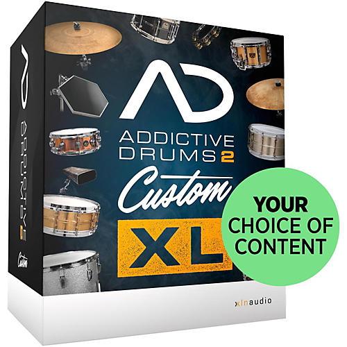 XLN Audio Addictive Drums 2: Custom XL thumbnail