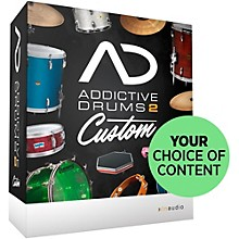 XLN Audio Addictive Drums 2: Custom