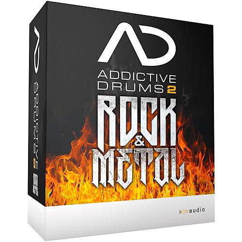 XLN Audio Addictive Drums 2: Rock & Metal Edition thumbnail