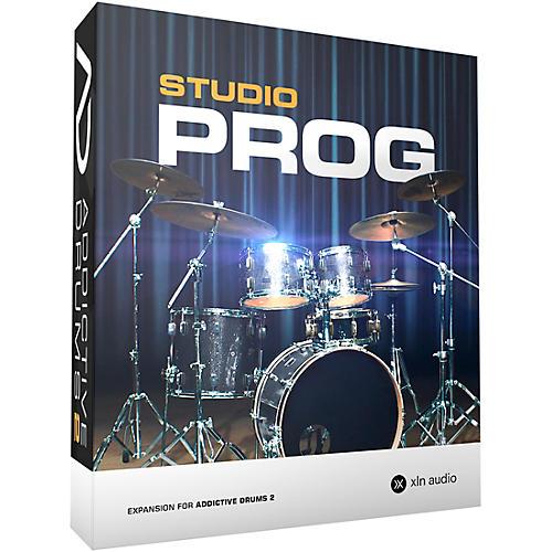 XLN Audio Addictive Drums 2  Studio Prog-thumbnail
