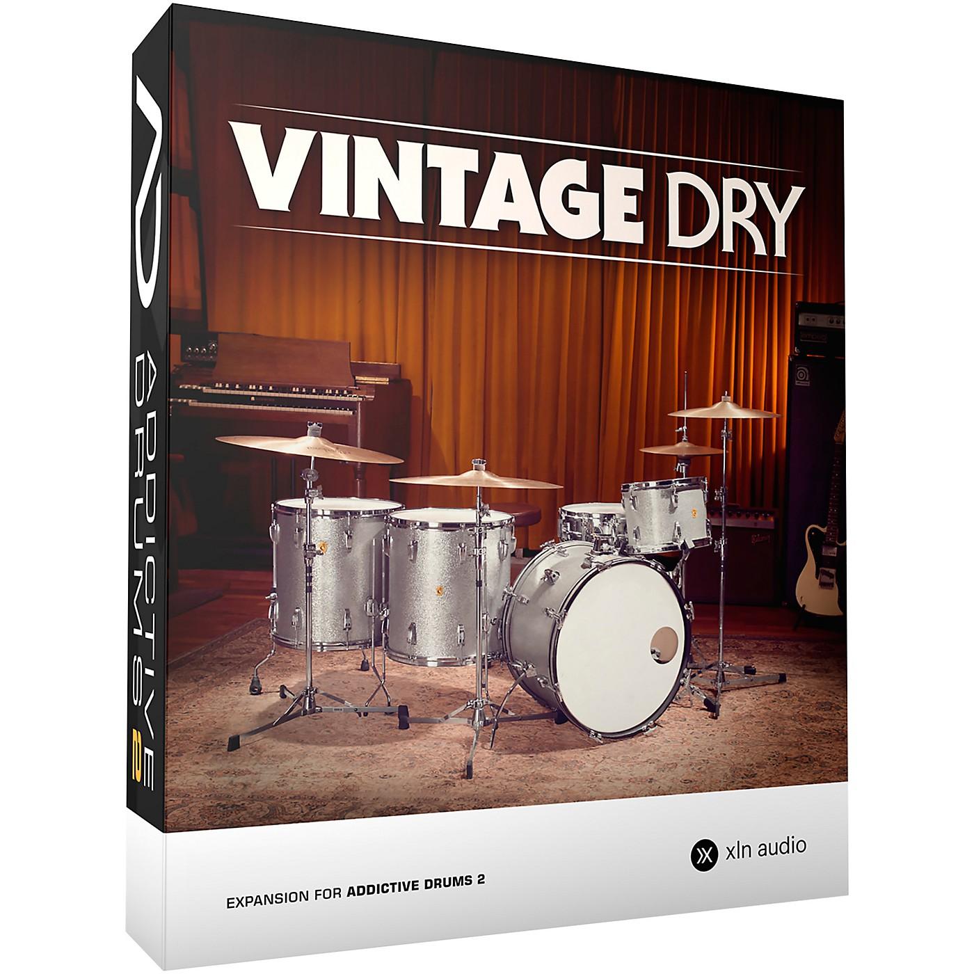XLN Audio Addictive Drums 2  Vintage Dry thumbnail