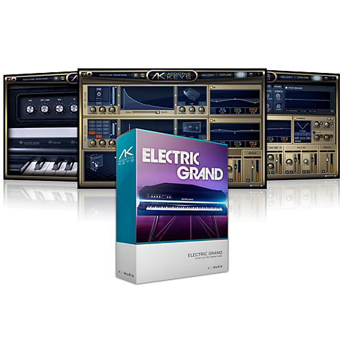 XLN Audio Addictive Keys - Electric Grand Software Download thumbnail