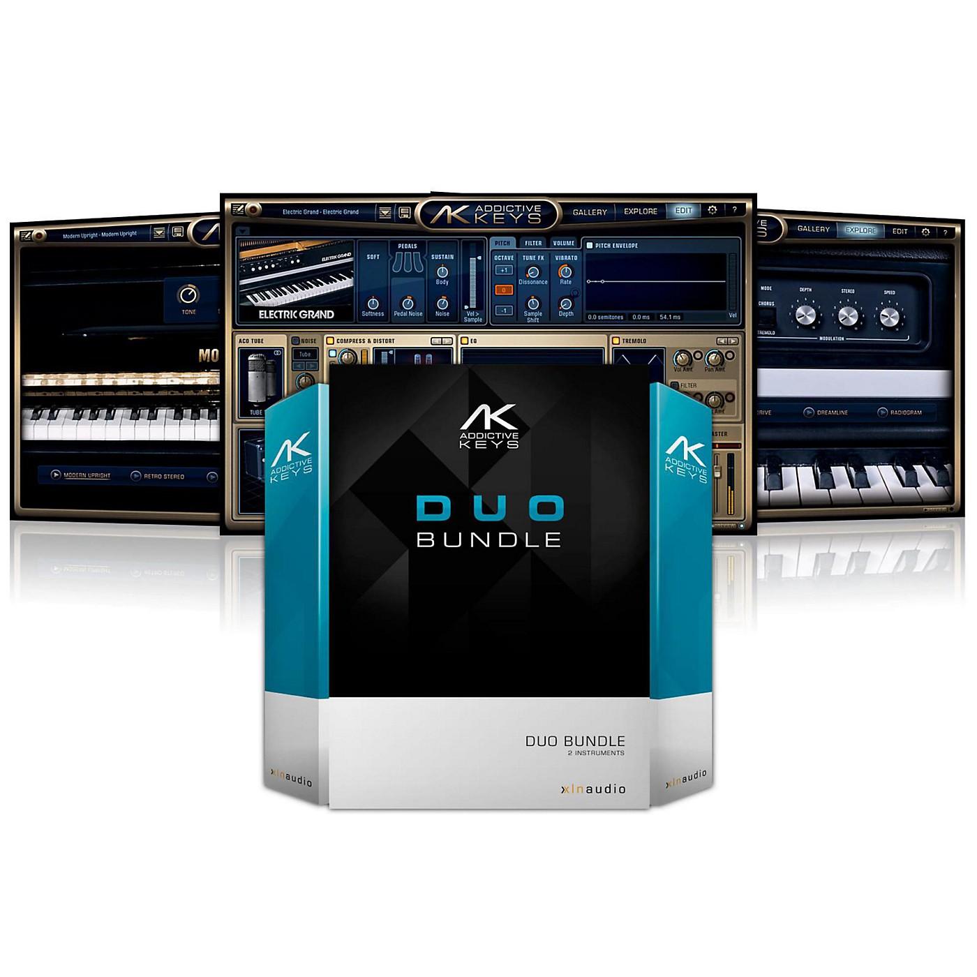 XLN Audio Addictive Keys: Duo Bundle Software Download thumbnail