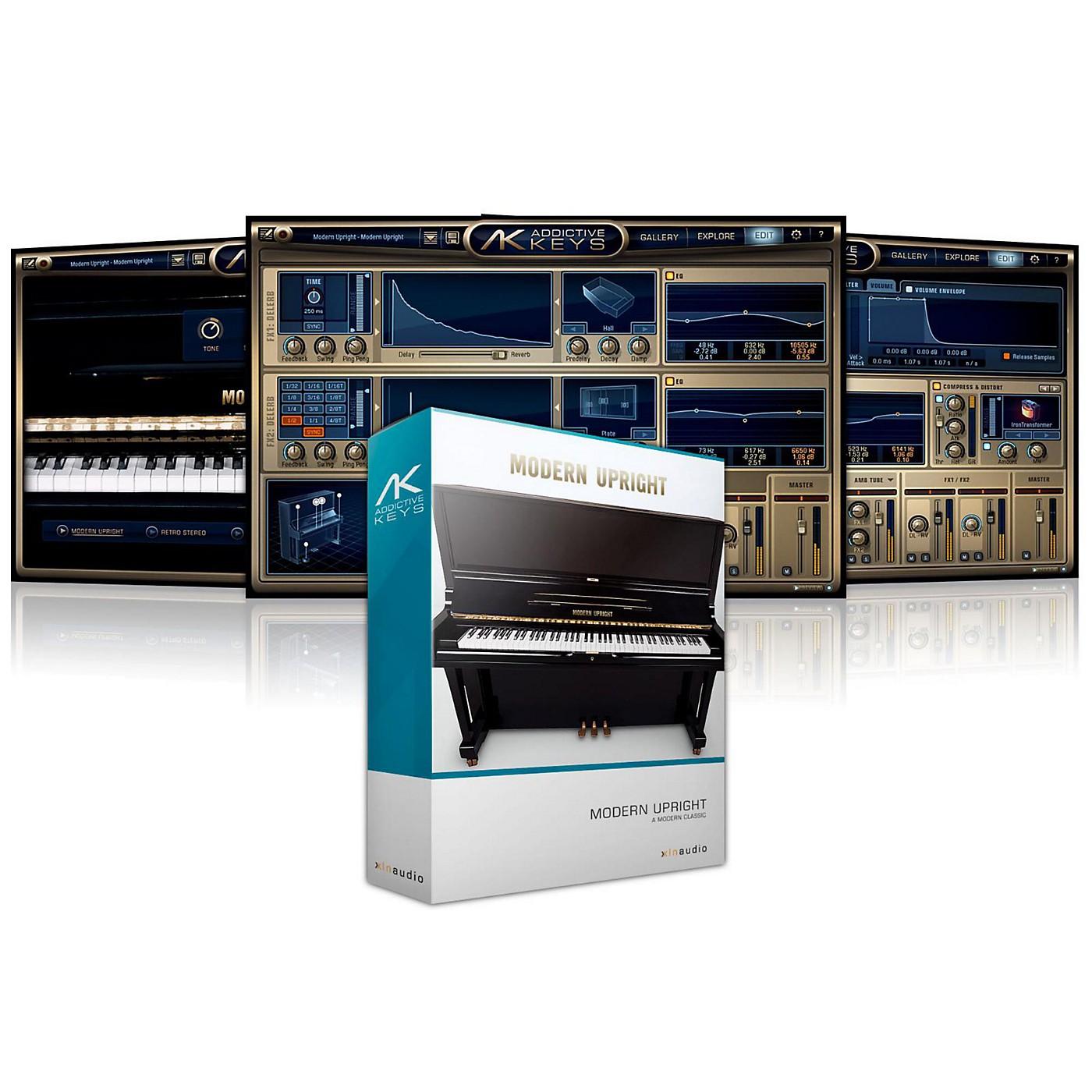XLN Audio Addictive Keys: Modern Upright Software Download thumbnail