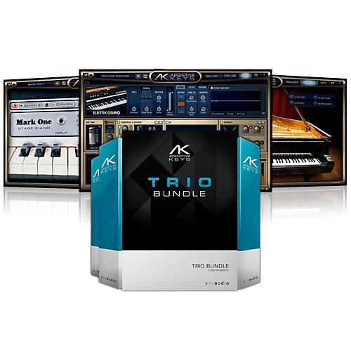 XLN Audio Addictive Keys: Trio Bundle Software Download thumbnail