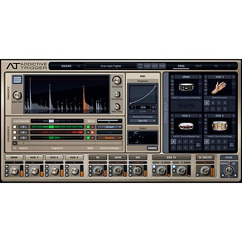XLN Audio Addictive Trigger: Drum Vault thumbnail