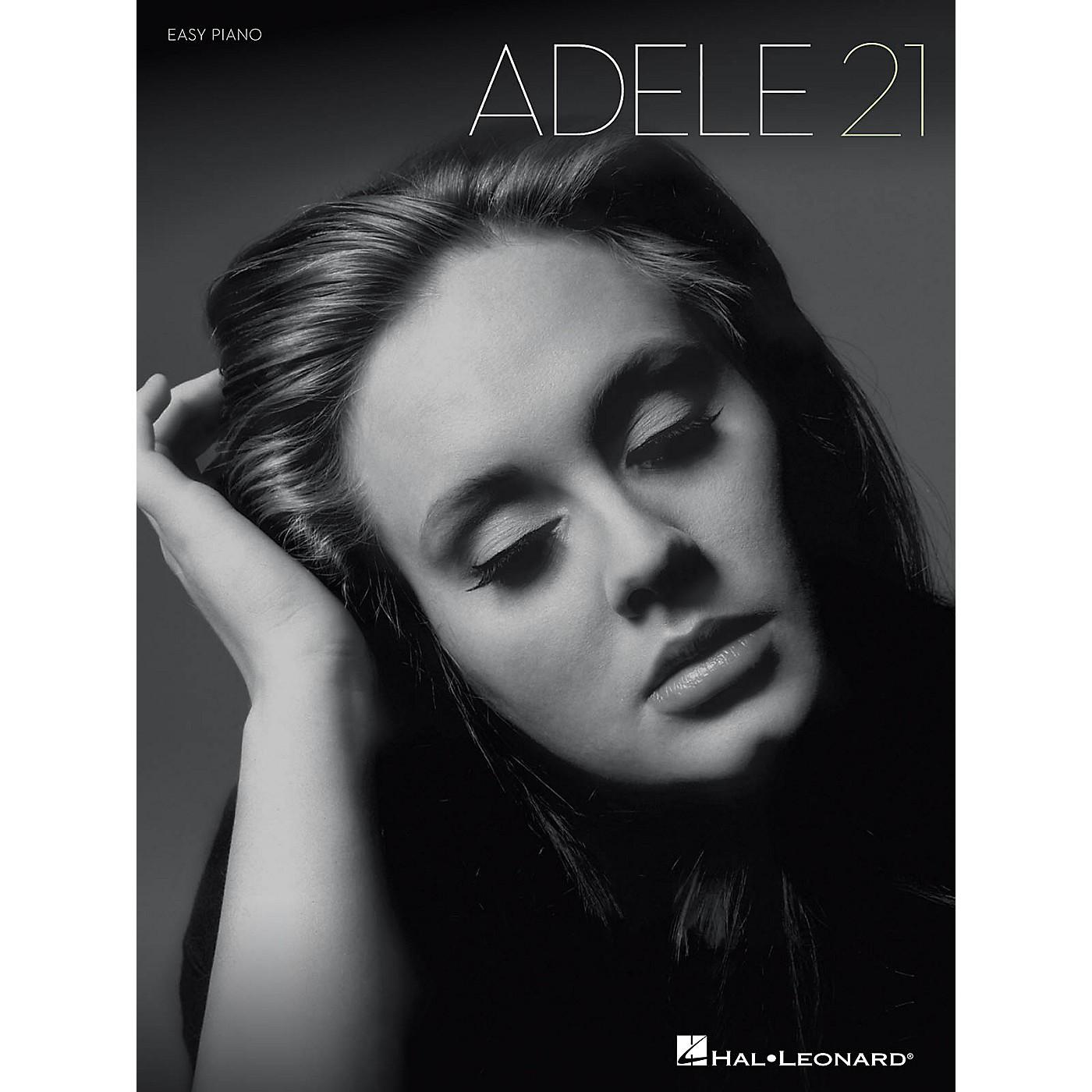 Hal Leonard Adele 21 for Easy Piano thumbnail