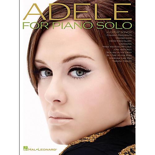 Hal Leonard Adele For Piano Solo thumbnail