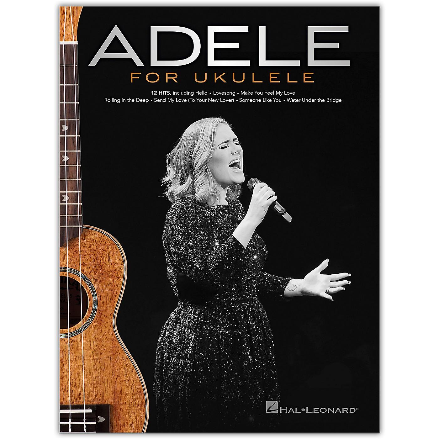 Hal Leonard Adele for Ukulele thumbnail