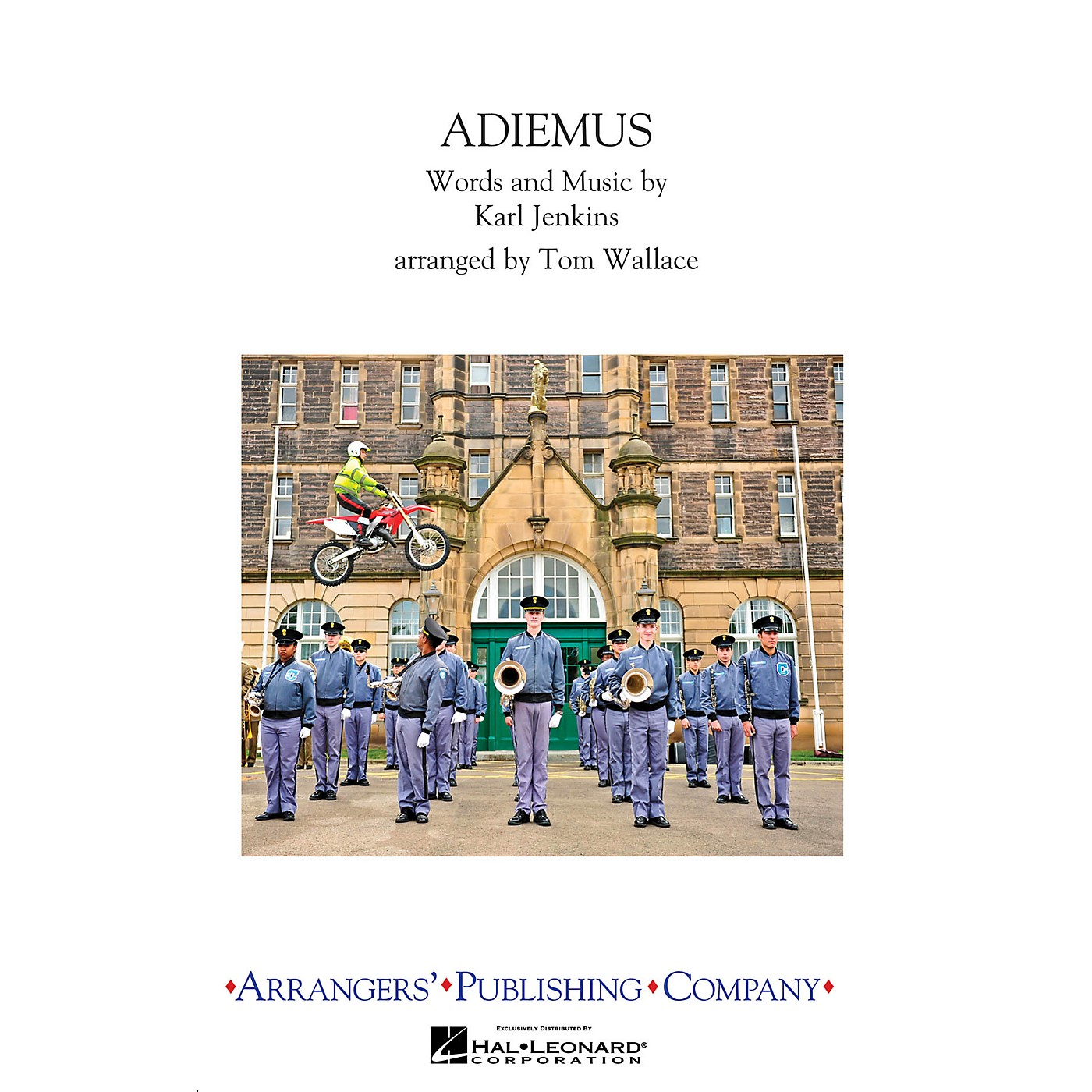 Arrangers Adiemus Marching Band Level 4 Arranged by Tom Wallace thumbnail