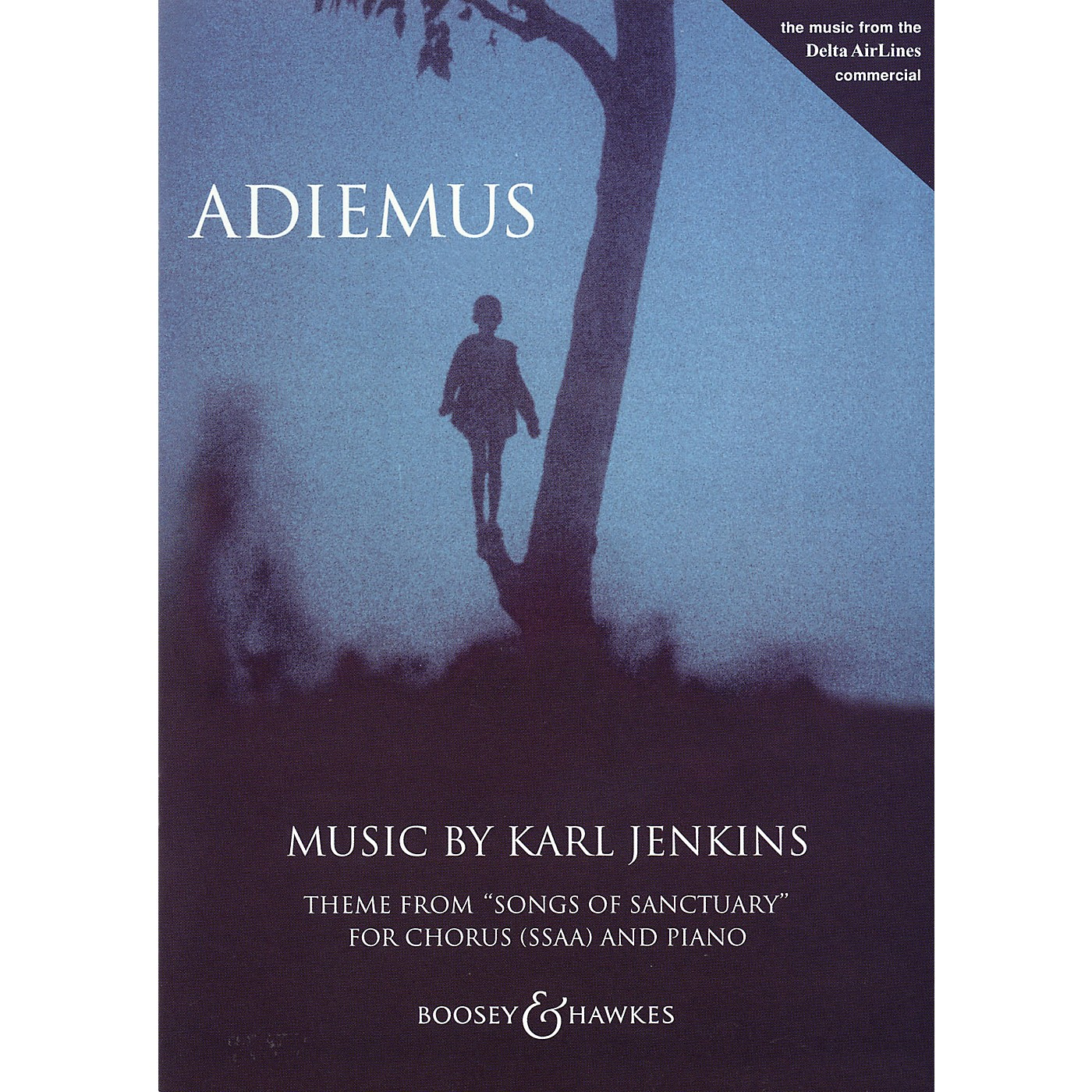 Boosey and Hawkes Adiemus (Theme) (Songs of Sanctuary) SSAA composed by Karl Jenkins thumbnail