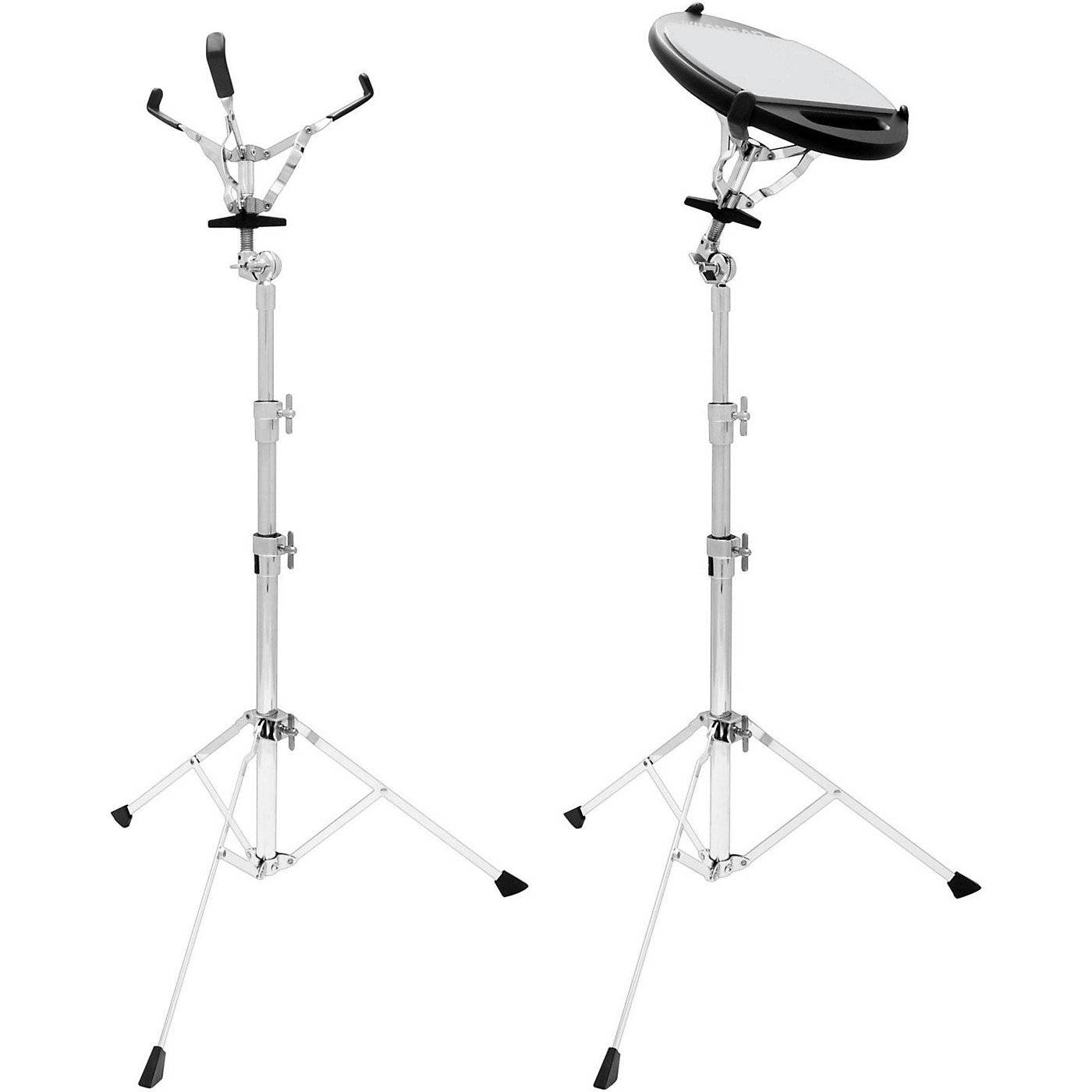 Ahead Adjustable Practice Pad Stand with Basket thumbnail
