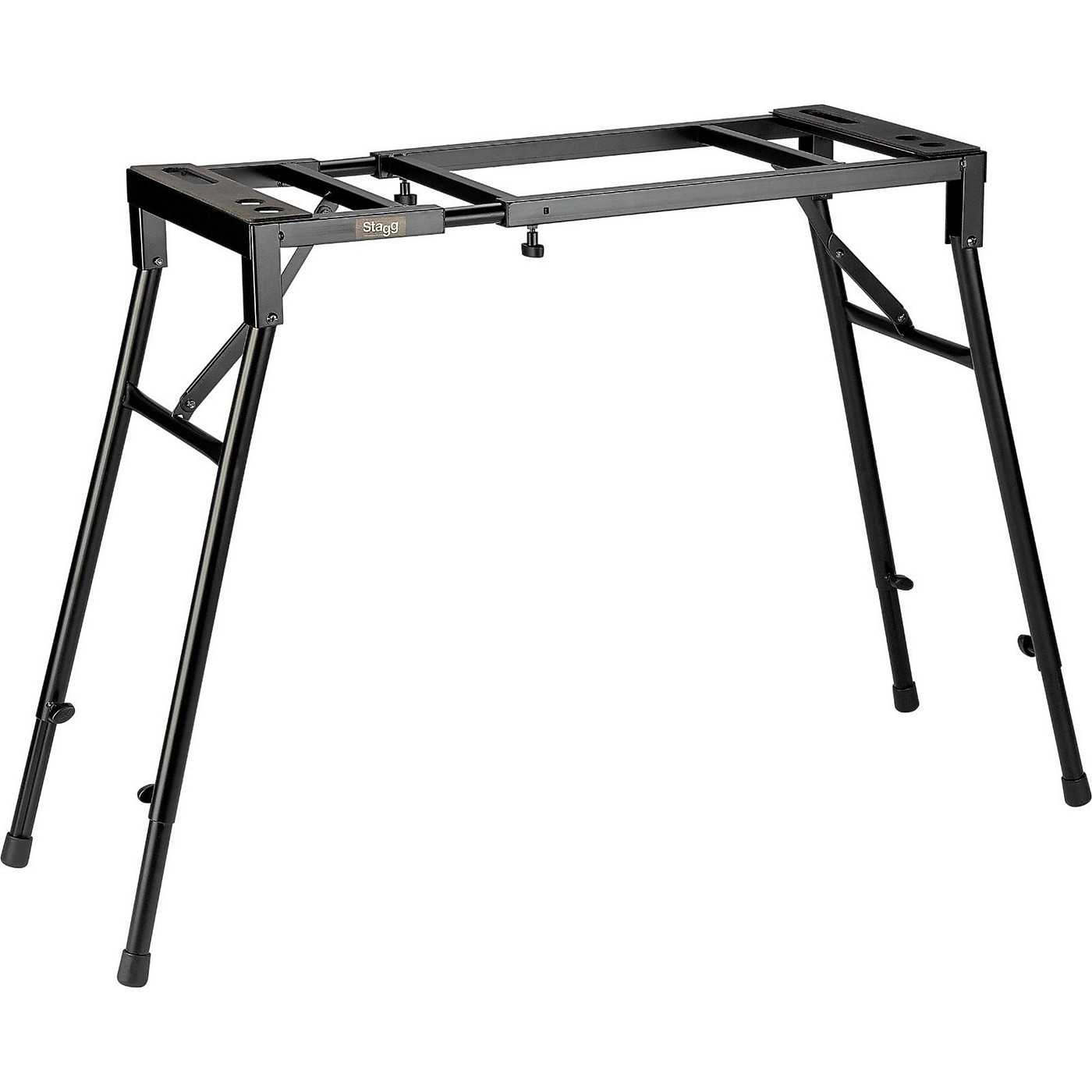 Stagg Adjustable Tabletop Keyboard Stand thumbnail