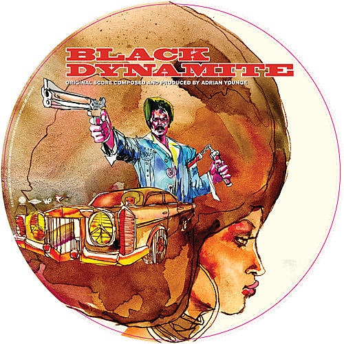 Alliance Adrian Younge - Younge, Adrian Score: Picture Disc thumbnail