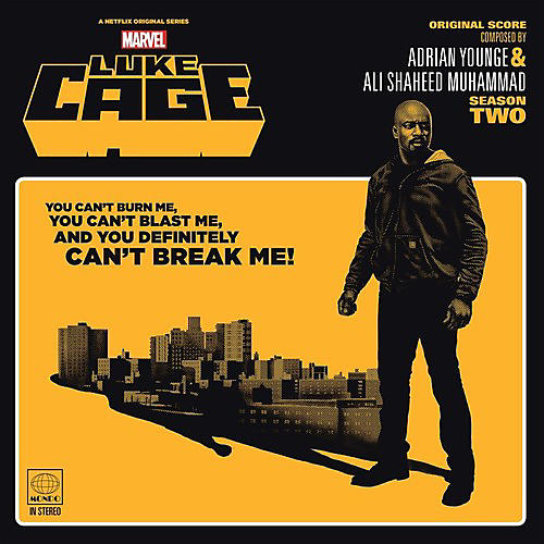 Alliance Adrian Younge & Ali Shaheed Muhammad - Marvel'S Luke Cage - Season Two thumbnail