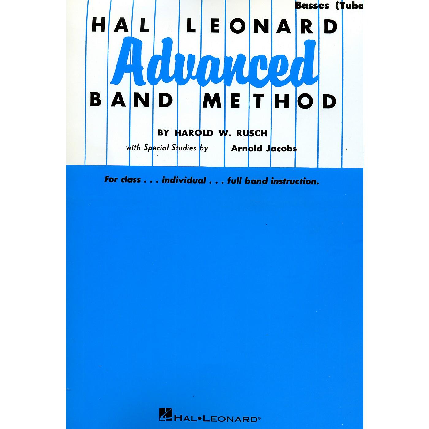 Hal Leonard Advanced Band Method - Basses (Tuba) thumbnail
