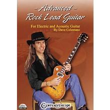 Centerstream Publishing Advanced Rock Lead Guitar (DVD)