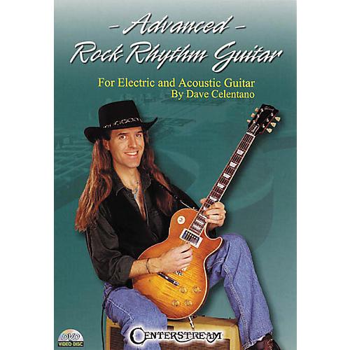 Centerstream Publishing Advanced Rock Rhythm Guitar (DVD)-thumbnail