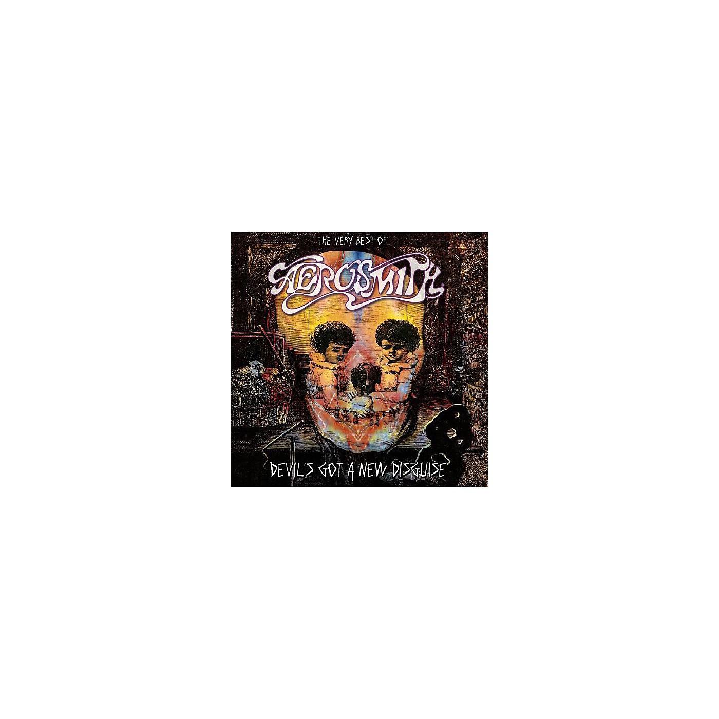 Alliance Aerosmith - Devil's Got A New Disguise: The Very Best Of Aerosmith (CD) thumbnail