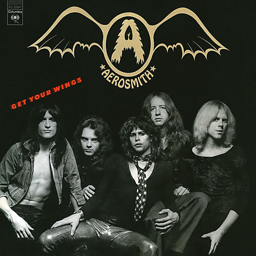 Alliance Aerosmith - Get Your Wings thumbnail