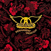 Aerosmith - Permanent Vacation [LP]