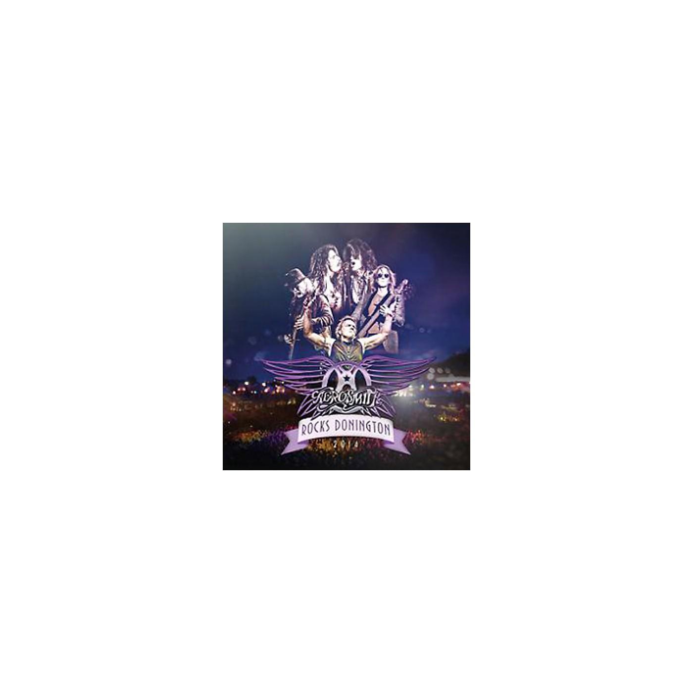 Alliance Aerosmith - Rocks Donington 2014 [3LP/DVD] [Limited Edition] thumbnail