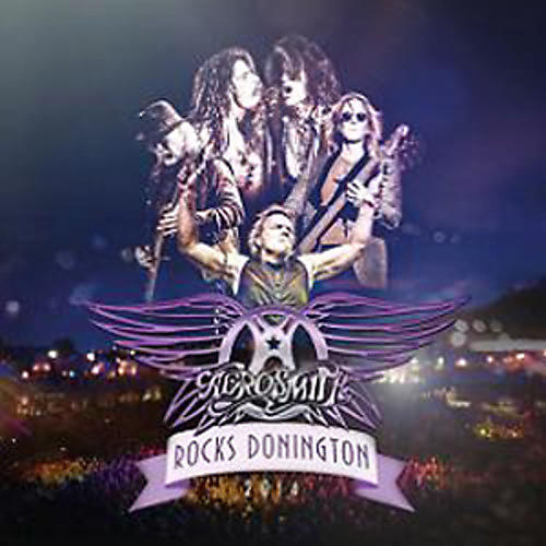 Alliance Aerosmith - Rocks Donington 2014 [3LP/DVD] [Limited Edition] thumbnail