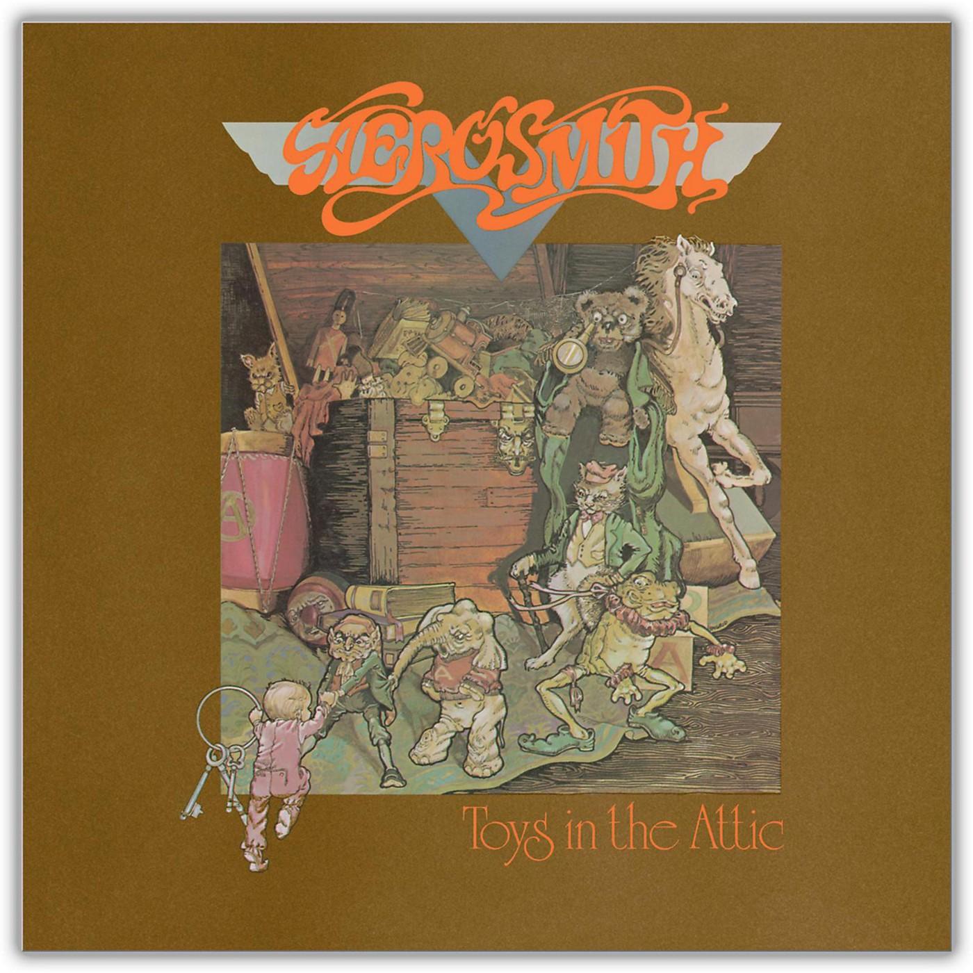 Sony Aerosmith - Toys in the Attic Vinyl LP thumbnail