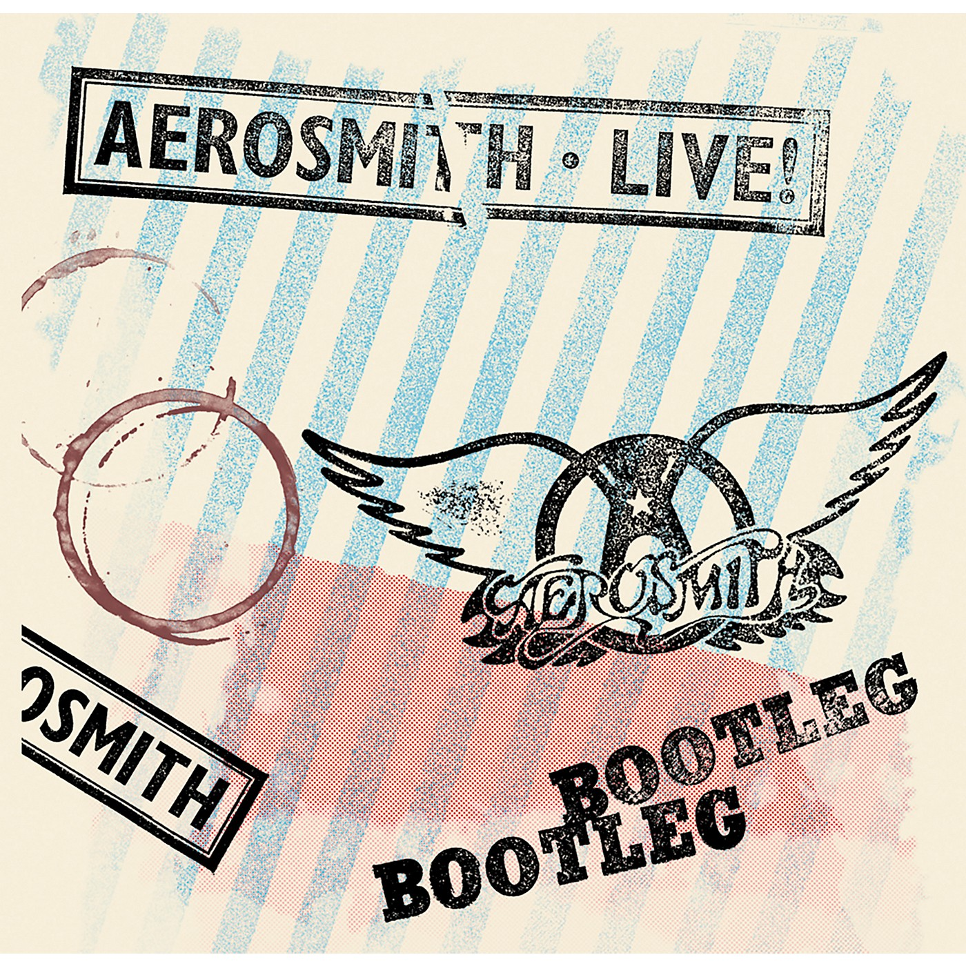C&D Visionary Aerosmith Bootleg Magnet thumbnail