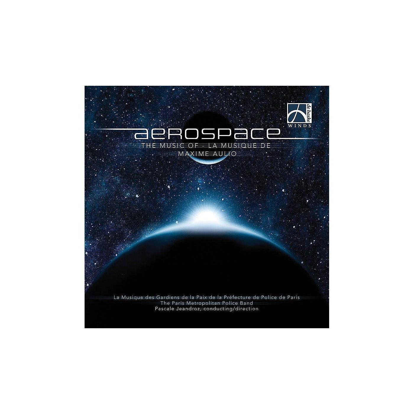 Hal Leonard Aerospace  Cd The Music Of Maxime Aulio Concert Band thumbnail