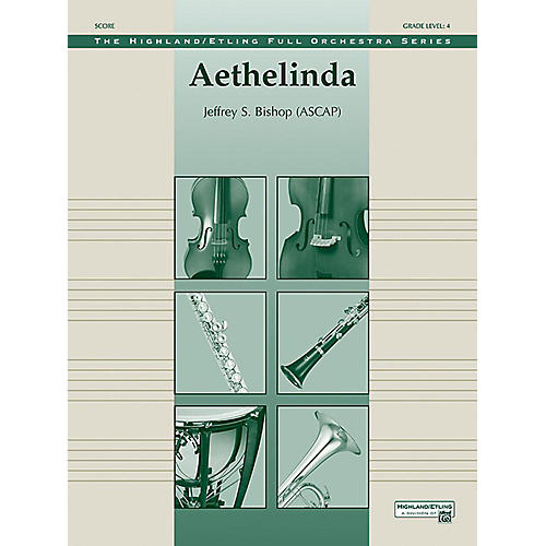 Alfred Aethelinda Full Orchestra Grade 4 Set thumbnail