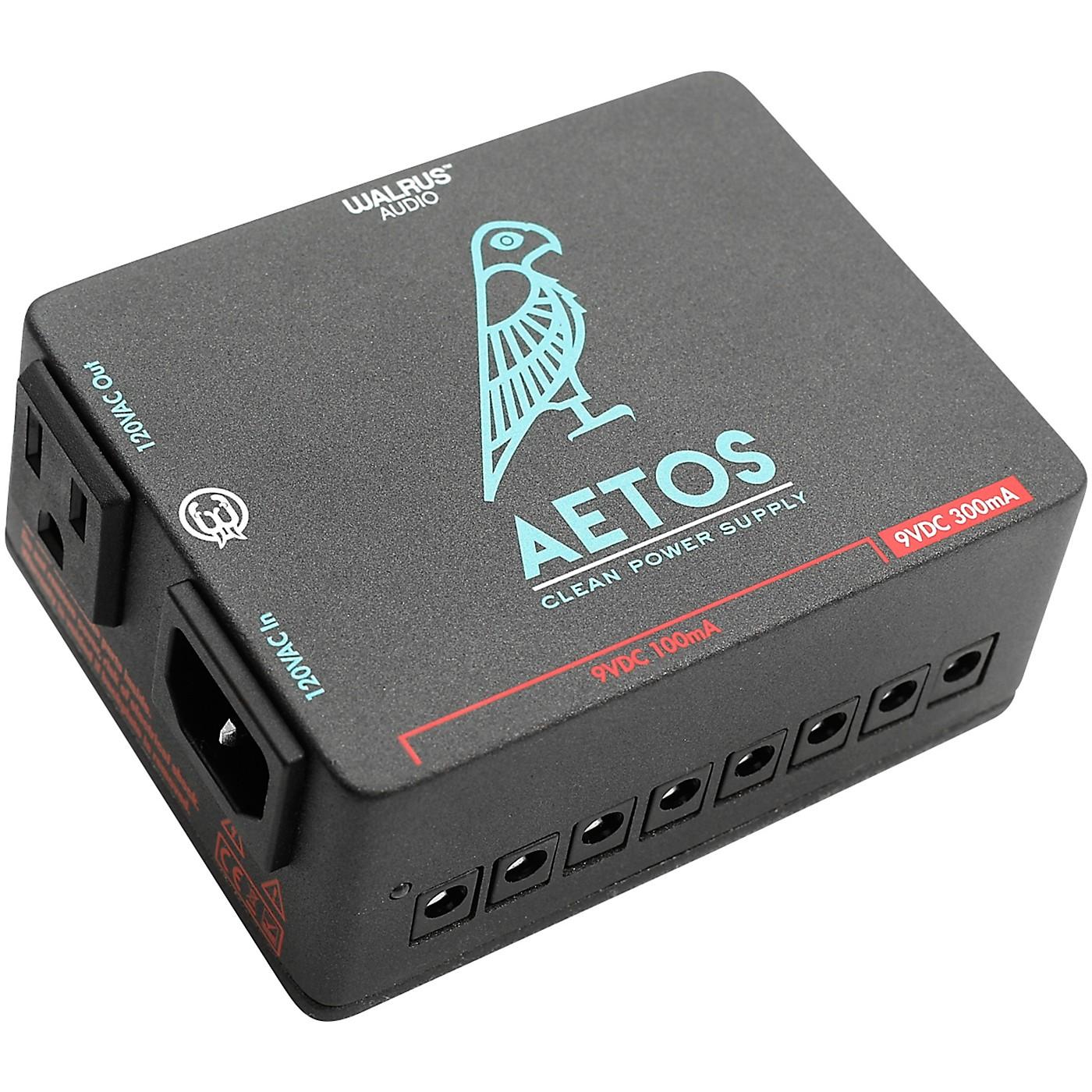 Walrus Audio Aetos 120V Clean Power Supply thumbnail