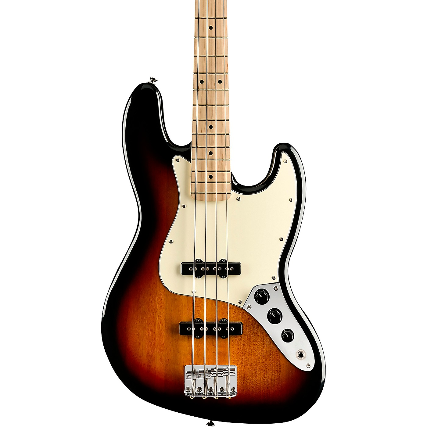 Squier Affinity Jazz Bass Limited Edition Pack with Fender Rumble 15W Bass Combo Amp thumbnail