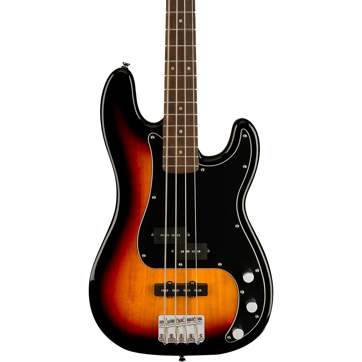 Squier Affinity Series PJ Bass Pack with Fender Rumble 15G Amp thumbnail