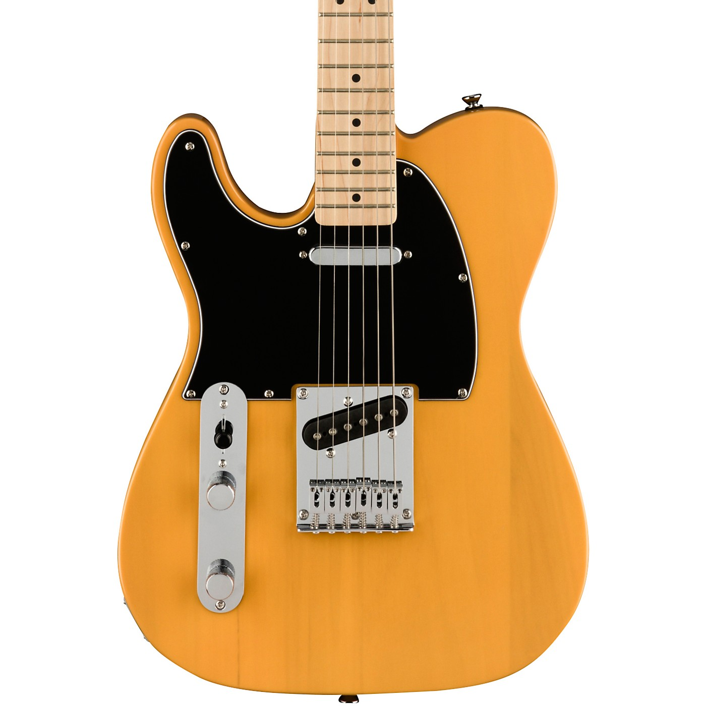 Squier Affinity Series Telecaster Maple Fingerboard Left-Handed Electric guitar thumbnail